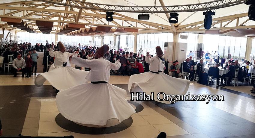 semazen grubu kiralama dini düğün