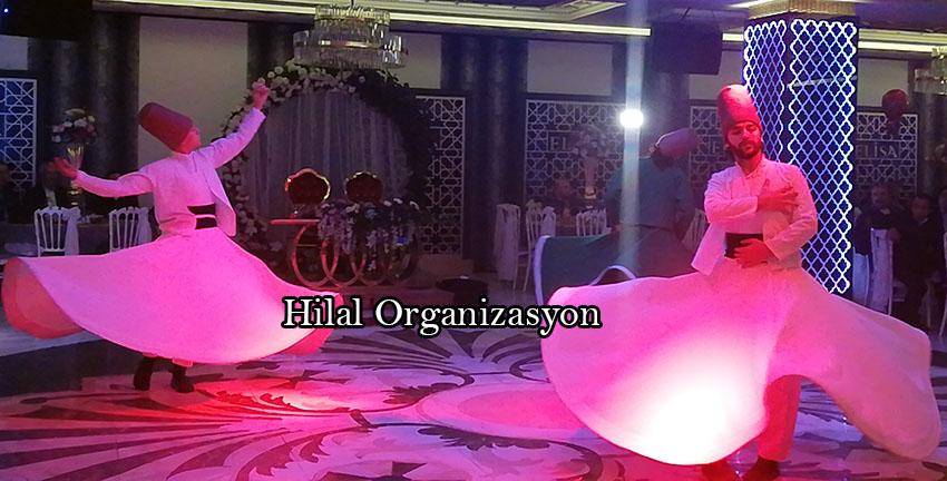 islami düğün organizasyonu semazen kiralama